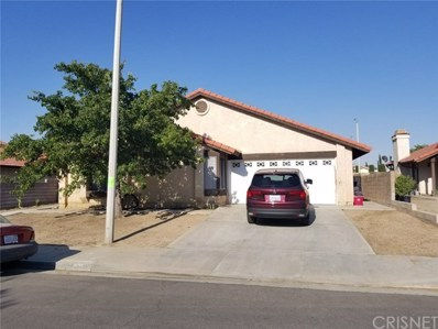 37108 Keith Court, Palmdale, CA 93550 - MLS#: SR17170315