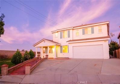 40750 Brookhollow Court, Palmdale, CA 93551 - MLS#: SR17172157