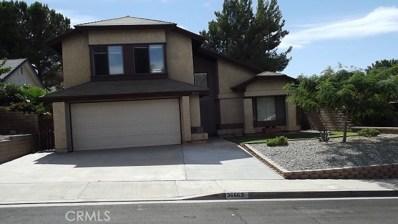 36663 N Apache Plume Drive, Palmdale, CA 93550 - MLS#: SR17174240