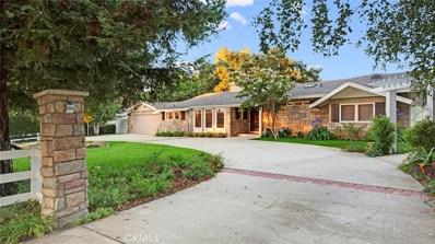 400 Encino Vista Drive, Thousand Oaks, CA 91362 - MLS#: SR17176034