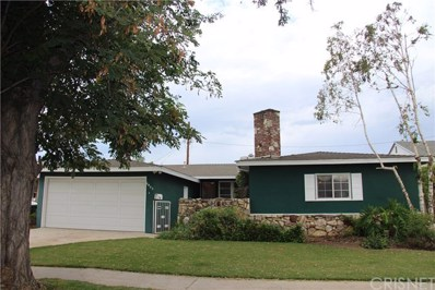 6463 Whitaker Avenue, Lake Balboa, CA 91406 - MLS#: SR17178001