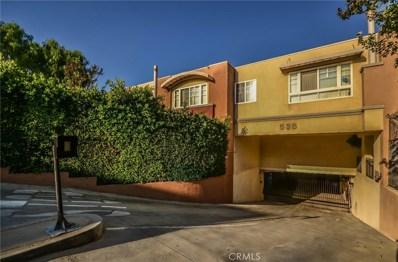 532 N Mariposa Avenue UNIT 205, Los Angeles, CA 90004 - MLS#: SR17178018