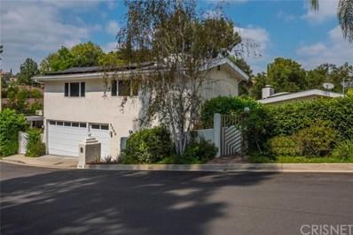 3508 Alana Drive, Sherman Oaks, CA 91403 - MLS#: SR17178400