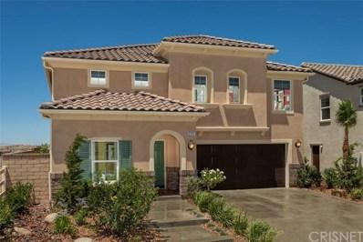 2727 Goldenrain Street, Palmdale, CA 93551 - MLS#: SR17179265