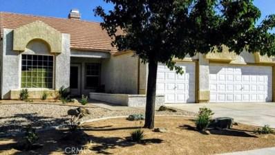 2803 Stephanie Avenue, Palmdale, CA 93551 - MLS#: SR17180480