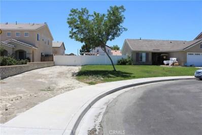 3248 Brabham Avenue, Rosamond, CA 93560 - MLS#: SR17182654
