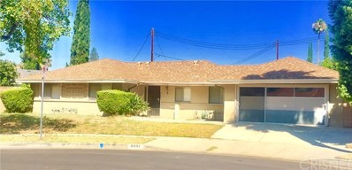 8001 Sedan Avenue, Canoga Park, CA 91304 - MLS#: SR17183015