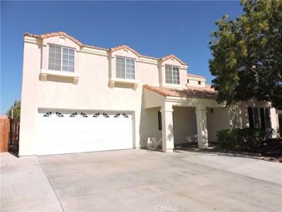 37910 W Amethyst Street, Palmdale, CA 93552 - MLS#: SR17183446
