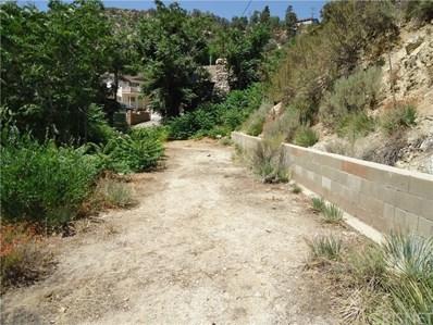 800 Mautu Way, Frazier Park, CA 93225 - MLS#: SR17183560