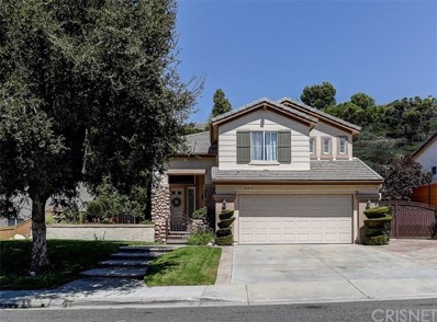 26448 Cardinal Drive, Canyon Country, CA 91387 - MLS#: SR17183966