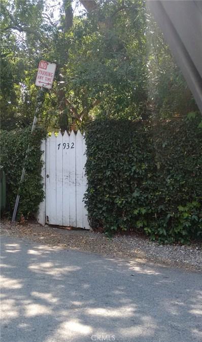 7932 Woodrow Wilson Drive, Hollywood Hills, CA 90046 - MLS#: SR17186112