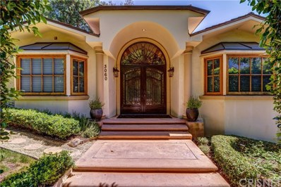 3060 Roscomare Road, Los Angeles, CA 90077 - MLS#: SR17186568