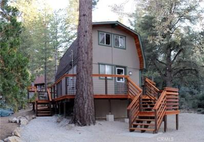 1617 Freeman Court, Pine Mtn Club, CA 93222 - MLS#: SR17186764
