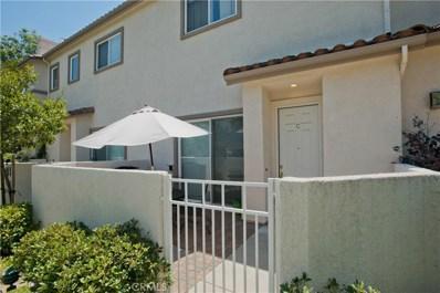 25710 Holiday Circle UNIT C, Stevenson Ranch, CA 91381 - MLS#: SR17188519