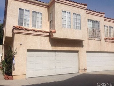 14031 Astoria Street UNIT 104, Sylmar, CA 91342 - MLS#: SR17188696