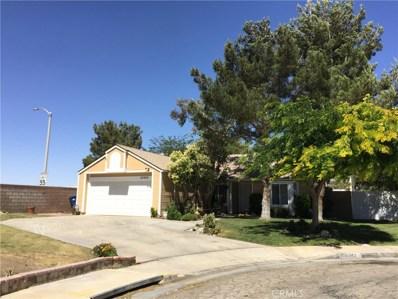 45952 Desert Springs Drive, Lancaster, CA 93534 - MLS#: SR17190552
