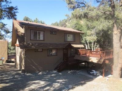 2112 Glacier Drive, Pine Mtn Club, CA 93225 - MLS#: SR17191203