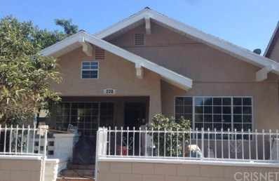 200 W 52nd Place, Los Angeles, CA 90037 - MLS#: SR17191330