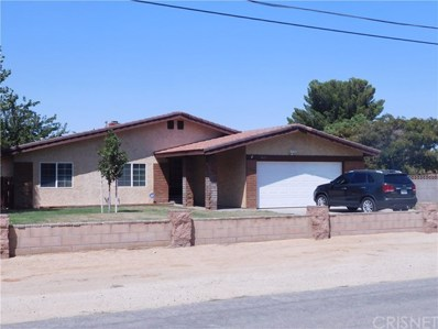 4815 W Avenue L2, Quartz Hill, CA 93536 - MLS#: SR17192492