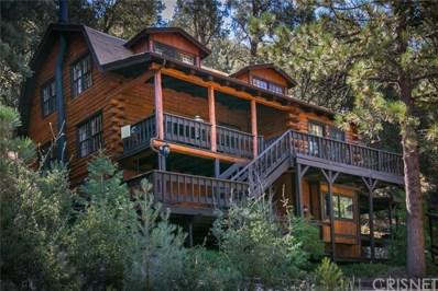 1612 Matterhorn Drive, Pine Mtn Club, CA 93222 - MLS#: SR17193043
