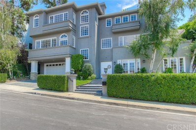 3549 Alana Drive, Sherman Oaks, CA 91403 - MLS#: SR17193944