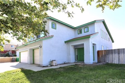 1125 Ironwood Avenue, Palmdale, CA 93551 - MLS#: SR17194717