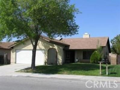 36968 Spanish Broom Drive, Palmdale, CA 93550 - MLS#: SR17194781
