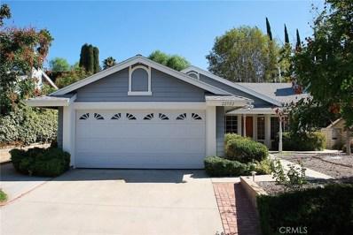 22502 Barcotta Drive, Saugus, CA 91350 - MLS#: SR17195056