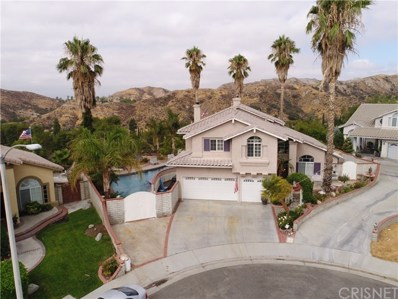 14548 Edgeview Place, Canyon Country, CA 91387 - MLS#: SR17195471