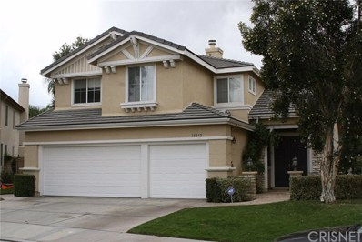 18242 Shannon Ridge Place, Canyon Country, CA 91387 - MLS#: SR17195510