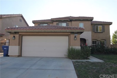 43503 Honeybee Lane, Lancaster, CA 93536 - MLS#: SR17196551