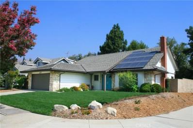19001 Braemore Road, Porter Ranch, CA 91326 - MLS#: SR17196969