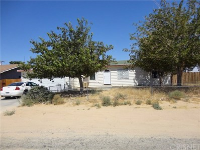 20757 California City Blvd, California City, CA 93505 - MLS#: SR17197569