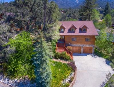 2405 St Bernard Drive, Pine Mtn Club, CA 93222 - MLS#: SR17198068
