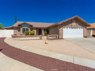 1223 Onyx Drive, Palmdale, CA 93550 - MLS#: SR17198188