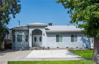 5933 Hesperia Avenue, Encino, CA 91316 - MLS#: SR17198229