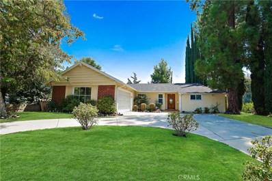 6100 Sadring Avenue, Woodland Hills, CA 91367 - MLS#: SR17198947