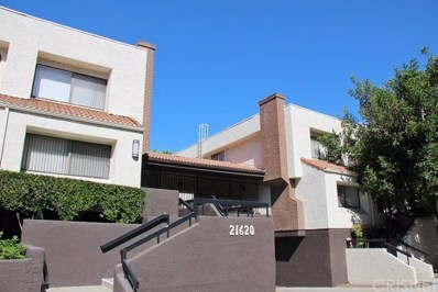21620 Burbank Boulevard UNIT 11, Woodland Hills, CA 91367 - MLS#: SR17199330