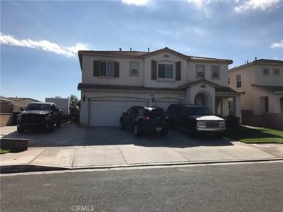 43726 Elena Street, Lancaster, CA 93536 - MLS#: SR17199514
