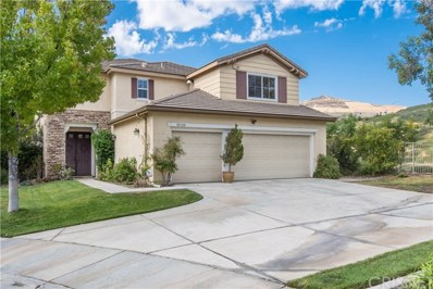 18320 Shannon Ridge Place, Canyon Country, CA 91387 - MLS#: SR17199763