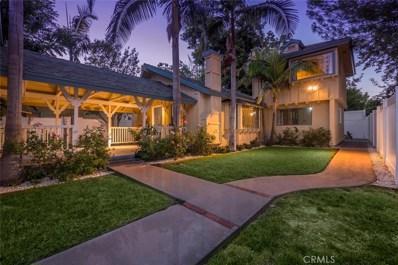 18625 Napa Street, Northridge, CA 91324 - MLS#: SR17200040