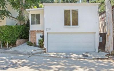 8319 Kirkwood Drive, Los Angeles, CA 90046 - MLS#: SR17200934