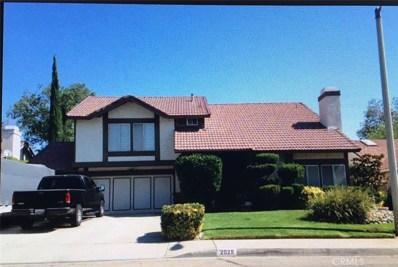 2029 E Avenue R12, Palmdale, CA 93550 - MLS#: SR17202251