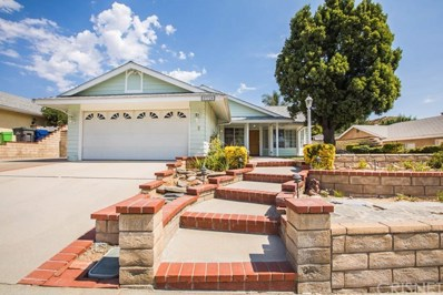 27724 Crookshank Drive, Saugus, CA 91350 - MLS#: SR17202526