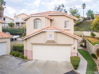18631 El Dorado Court, Canyon Country, CA 91351 - MLS#: SR17202998