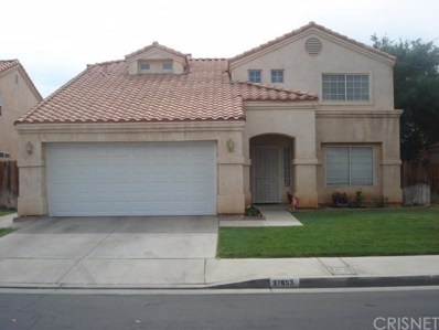 37653 Harvey Street, Palmdale, CA 93550 - MLS#: SR17204608