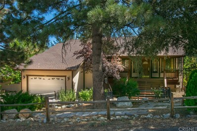 2320 Freeman Drive, Pine Mtn Club, CA 93225 - MLS#: SR17205105