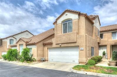 308 Hedge Row Lane UNIT B, Simi Valley, CA 93065 - MLS#: SR17205197