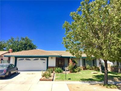 2535 E Avenue R4, Palmdale, CA 93550 - MLS#: SR17205276