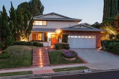 17312 Westbury Drive, Granada Hills, CA 91344 - MLS#: SR17206097